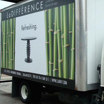 LaDifference Truckskin Graphics
